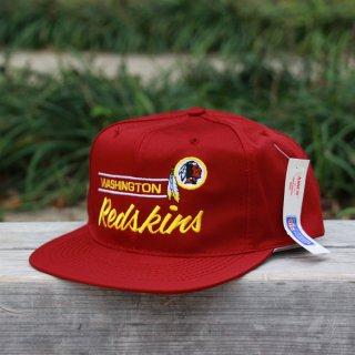 NFL OFFICIAL(エヌエフエル オフィシャル)  ワシントン レッドスキンズ スナップバックキャップ