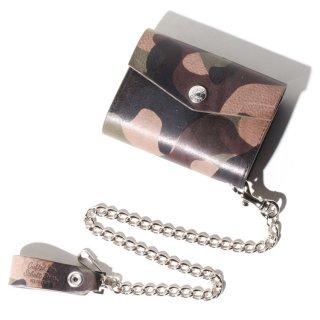 Schott (ショット) カモ ウォレット ミディアム 財布