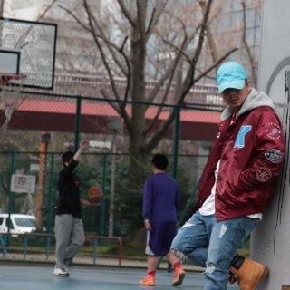 KITH NYC (キース ニューヨーク) ラブ ザ シティー フード コーチジャケット