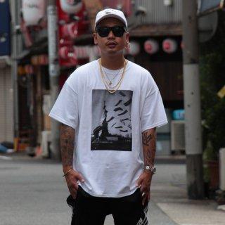 ADVANCE(アドバンス) スタチュー オブ リバティ マネーガン 半袖 Tシャツ