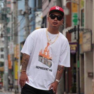 HSTRY(ヒストリー) マネー プリント 半袖 Tシャツ