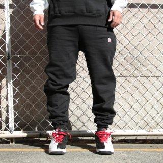 W NYC(ダブルエヌワイシー) HERITAGE LOGO SWEAT PANTS<br>ワンポイント ヘリテイジロゴ スウェット パンツ