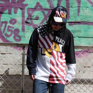 10 DEEP(10 ディープ)オリジナルデザイン 長袖 Tシャツ<br>10 DEEP ORIGINAL DESIGN  L/S TEE