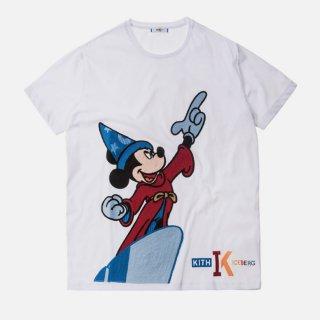 KITH NYC (キス ニューヨーク) × ICEBERG(アイスバーグ)ミッキー 半袖 Tシャツ