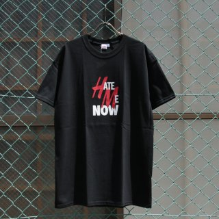 RAP ATTACK(ラップアタック)ヘイト ミー ナウ 半袖 Tシャツ<br>HATE ME NOW S/S TEE