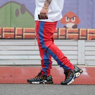 W NYC(ダブルエヌワイシー)LINE TRACK PANTS<br>ライン トラック パンツ