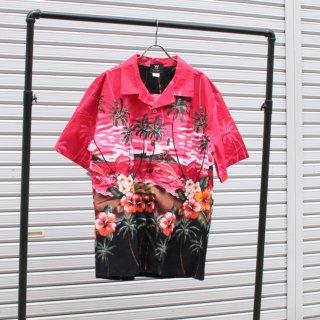 W NYC(ダブルエヌワイシー)アロハシャツ<br>W NYC ALOHA SHIRT
