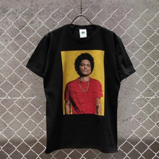 CROSS COLORS(クロスカラーズ)×BRUNO MARS(ブルーノ マーズ)ツアー 半袖 Tシャツ<br>24K Magic tour 2018 TOUR  S/S TEE