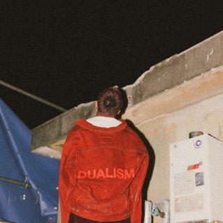 DLSM(ディーエルエスエム) カラーデニム ジャケット