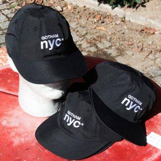 GOTHAM N.Y.C.(ゴッサム ニューヨークシティ) ナイロン ストラップ キャップ<br>NYLON STRAP CAP