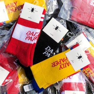 デイリーペーパー ダジャ ソックス 靴下<br>Daily Paper Daja Socks
