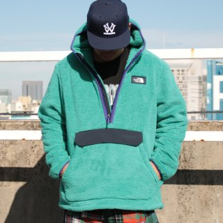 THE NORTH FACE(ザノースフェイス)キャンプシアー プルオーバー フーディー<br>THE NORTH FACE CAMPSHIRE PULLOVER HOODIE
