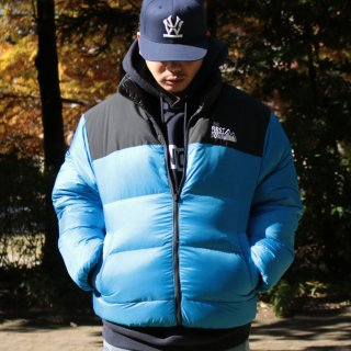 FIRST DOWN(ファーストダウン)リバーシブルダウンジャケット<br>FIRST DOWN REVERSIBLE DOWN JACKET