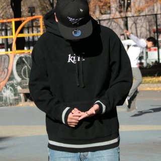 KITH NYC (キス ニューヨーク)ロゴ リーバース ウイリアム フーディー プルオーバー パーカー<br>KITH THE REVERSE WILLIAMS HOODIE