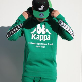 KAPPA(カッパ)バンダ プルオーバーフーディ<br>KAPPA BANDA HOODIE