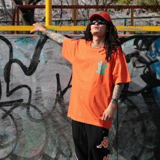 W NYC(ダブルエヌワイシー)ヘリテージロゴ 半袖 Tシャツ<br>W NYC HERITAGE LOGO S/S TEE