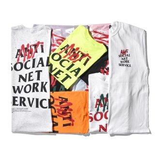DLSM(ディーエルエスエム)ノット アンチ 半袖 Tシャツ