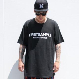 ファーストサンプル ロゴ 半袖 Tシャツ<br>FIRST SAMPLE