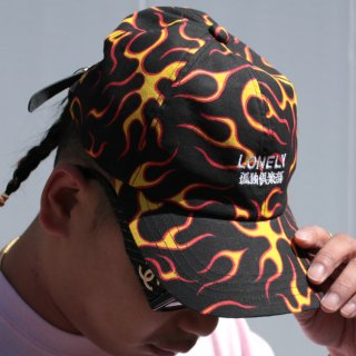 LONELY論理 オンビ スペシャル キャップ<br> LONELY ONIBI SPECIAL CAP