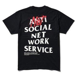 DLSM(ディーエルエスエム)アンチ SNS 半袖 Tシャツ