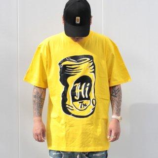 ハイブランド クラッシュ 缶 半袖 Tシャツ<br>Hi BRAND Crushed Cans S/S Tee
