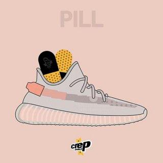 クレープ プロトテクト ピル 靴の消臭 乾燥 カプセル  靴用<br>Crep Protect PILL