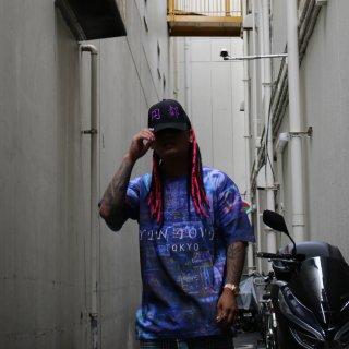 イエンタウン 違法労働者 半袖 Tシャツ<br>円都 Illegal worker S/S Tee