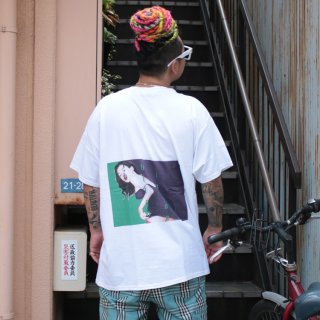 #11 LONELY論理 ショウワ ビッチ 半袖 Tシャツ<br> #11LONELY LONELY論理 SHOUWA BITCH TEE