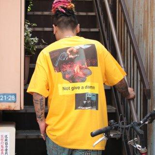 #11 LONELY論理 マジ キョウミ ネエ 半袖 Tシャツ<br> #11 LONELY論理 MAJI KYOUMI NE TEE