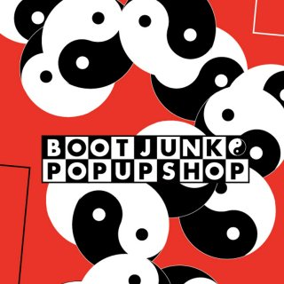 BOOTJUNK(ブートジャンク)ポップアップストア<br>BOOTJUNK POP UP STORE