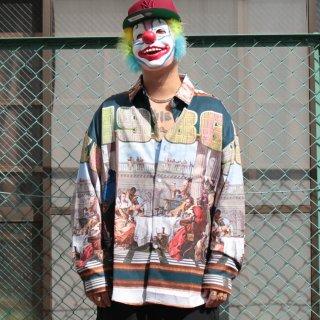デジーン 1986 シティー 長袖 シャツ<br>Dezzn 1986 Shirt