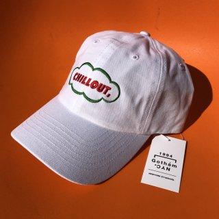 ゴッサム ニューヨークシティ オリジナグロゴ ストラップ キャップ<br>GOTHAM N.Y.C. ORIGINAL LOGO STRAPBACK CAP