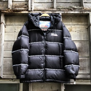 FIRST DOWN(ファーストダウン)テープ付ダウンパーカー<br>FIRST DOWN TAPE DOWN JACKET