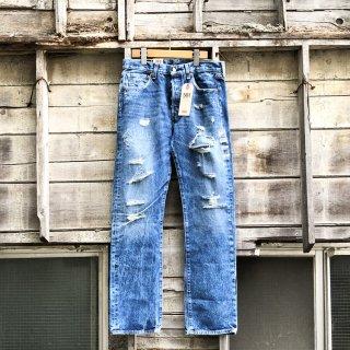 リーバイス  501 クラッシュ デニム パンツ<br>LEVI'S 501 CRUSH DENIM PANTS