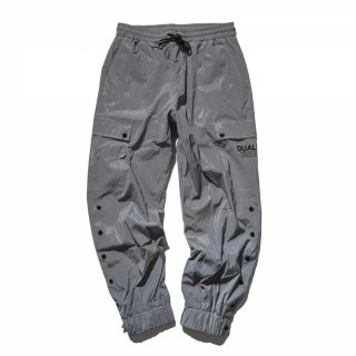 DLSM(ディーエルエスエム) DUALISM BUTTON CARGO PANTS