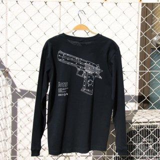 GOTHAM N.Y.C.(ゴッサム ニューヨークシティ)オリジナルロゴ ロングスリーブTシャツ ロンティー GOTHAM N.Y.C. ORIGINAL LOGO L/S TEE