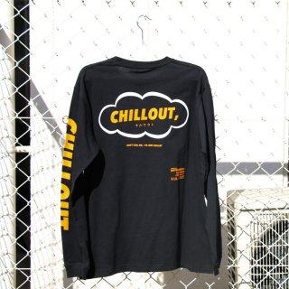 GOTHAM N.Y.C.(ゴッサム ニューヨークシティ)オリジナルロゴ ロングスリーブTシャツ ロンティー