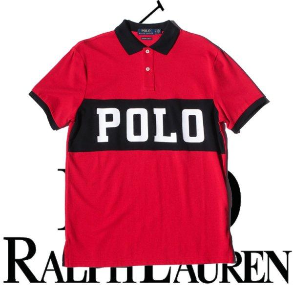POLO RALPH LAUREN(ポロ ラルフローレン) POLO 半袖 ポロシャツ<br>POLO RALPH LAUREN POLO LOGO S/S POLO SHIRTS