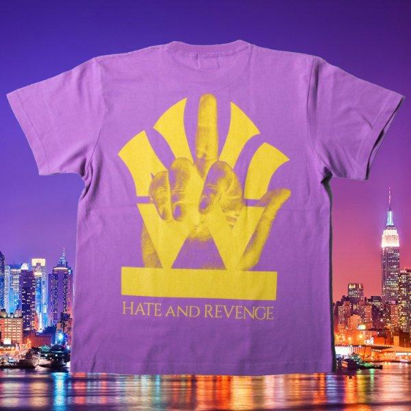 ダブルエヌワイシー ファックロゴ 半袖 Tシャツ<br>W NYC FUCK LOGO S/S TEE