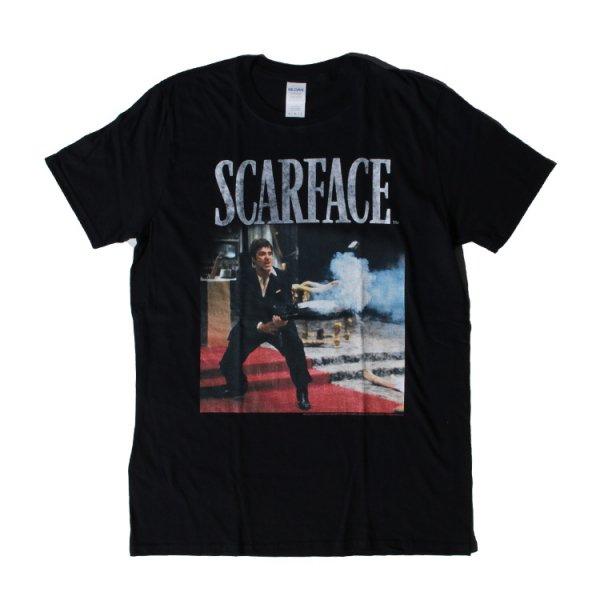 スカーフェイス 半袖 Tシャツ<br>SCARFACE S/S TEE