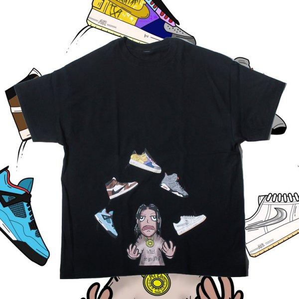 ポップキャンディー TVS 半袖 Tシャツ<br>POP CANDY TVS TEE