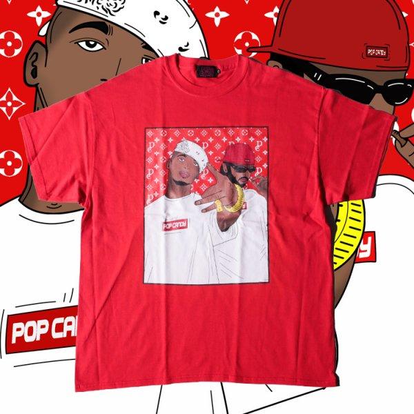 POP CANDY S&J S/S TEE