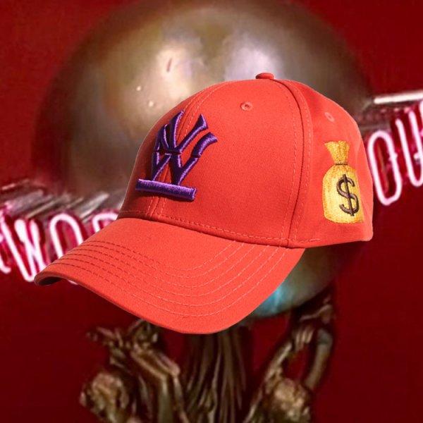 "W NYC HERITAGE LOGO ""DOLLER"" SNAPBACK CAP"