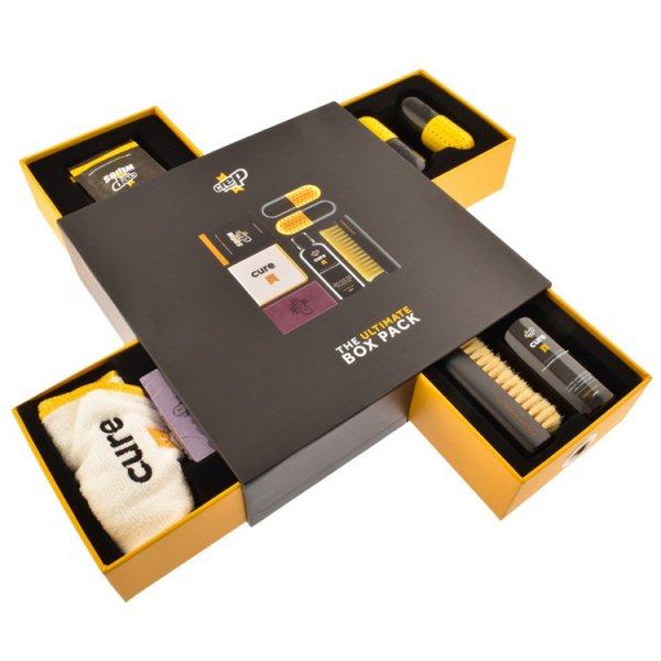 クレープ プロトテクト  シューケア ボックス パック<br>Crep Protect BOX PACK