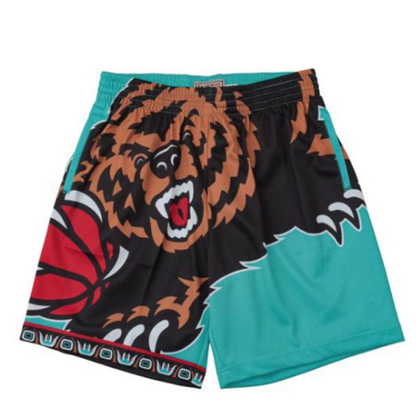 MITCHELL&NESS BIG FACE SHORTS VANCOUVER GRIZZLIES