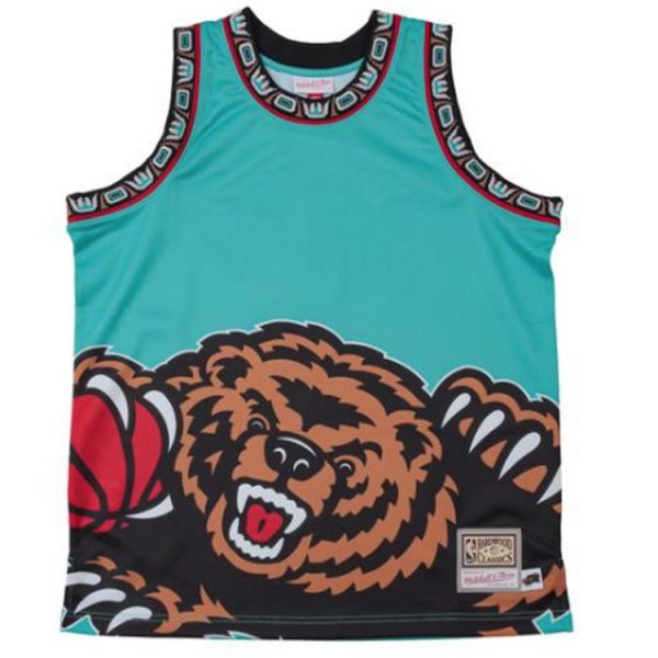 MITCHELL&NESS BIG FACE JERSEY VANCOUVER GRIZZLIES
