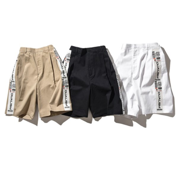 DUALISM REFLECT LINE TAPE SHORTS