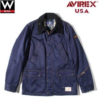 AVIREX(アヴィレックス) コットン フィールド ジャケット
