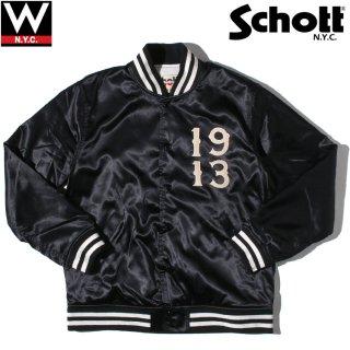 Schott(ショット) ナイロン バーシティー ジャケット