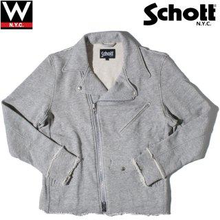 Schott (ショット) スウェット ダブルライダース